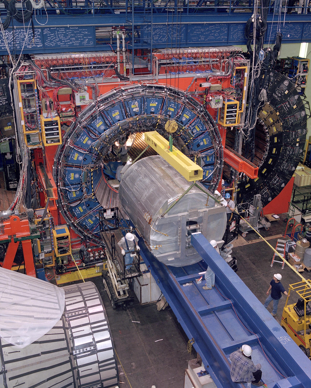 Resultado de imagen de El Tevatrón del Fermilab