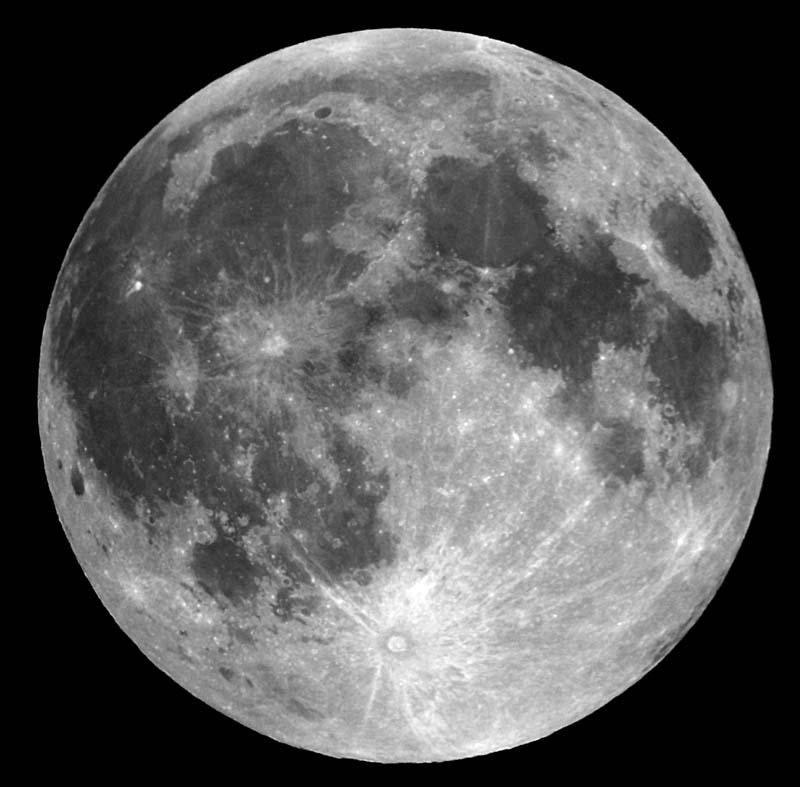 Las mejores Fotografias de la Luna (impresionantes)
