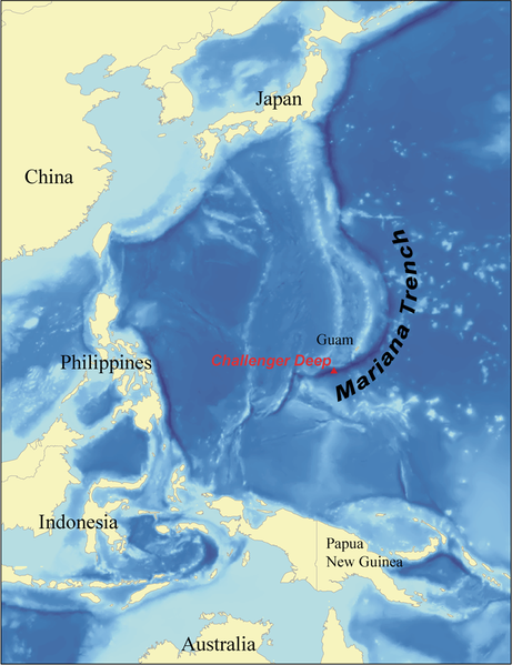 Marianatrenchmap